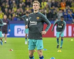 'De Jong weet: belangrijke veranderingen in opstelling Barça'
