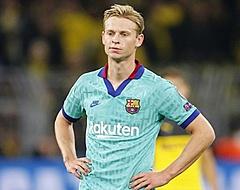 Fans gaan los over Frenkie de Jong: 'Dit kan echt niet, misdadig'