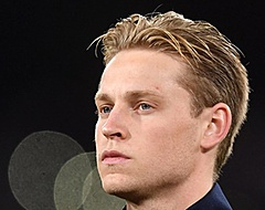 Gerucht over Frenkie en Ajax-transfers is 'totale onzin'