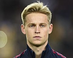 Frenkie maakt fans helemaal gek: 'Geef Ajax nog 100 miljoen!'