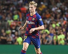 🎥 De Jong maakt eerste doelpunt voor Barcelona