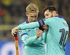 'Lionel Messi slaat met vuist op tafel: Barça moet Ajax-speler kopen'