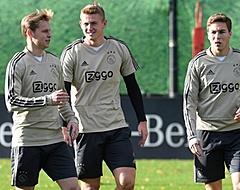 """Ajax gaat cashen: """"Transfersom? Zeker boven de €50 miljoen"""""""