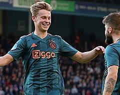 'Ajax moet signaal afgeven naar andere Eredivisie-clubs'