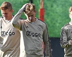 'Ajax-ster speelt bewust spelletje met grootmacht'