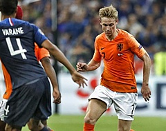 'Jongeling is nu al onmisbaar voor het Nederlands elftal'