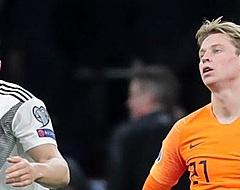 """De Jong stelt doel: """"Het is geen EK of WK, dat weten wijzelf ook"""""""