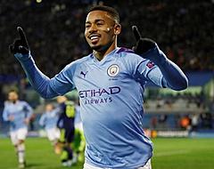 Gabriel Jesus verbreekt Champions League-record