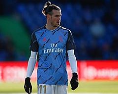 Gareth Bale verveelt zich stierlijk op Real Madrid-bank