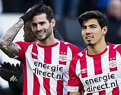 'PSV wil in gesprek met kamp Pereiro, interesse van andere clubs'