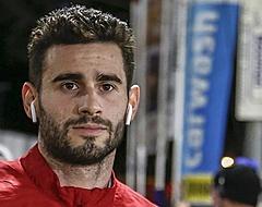 PSV zet Pereiro in afwachting van transfer op zijspoor