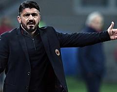 """Ophef over schreeuwende Gattuso: """"Ik vernietig je"""""""