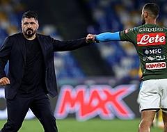 """Gattuso deelt AZ complimenten uit: """"Nog nooit gezien"""""""