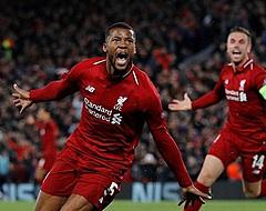 Wijnaldum greep in bij ruzie Liverpool-sterren: 'Waarom wil je Mané slaan?'