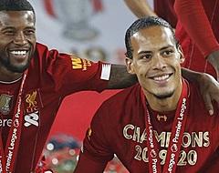 'Liverpool-transfer alleen bij vertrek Gini Wijnaldum'