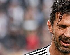 """Buffon: """"Zal me dan waarschijnlijk terugtrekken"""""""