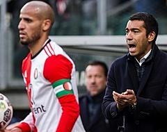 Gehavend Feyenoord reist af naar Manchester