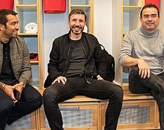 Wedstrijden Ajax maken Overmars 'moe': 'Nog meer dan toen als speler'