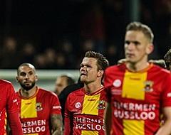 """Voormalig Ajax-spits: """"Ik verwacht niet dat ik in de winterstop vertrek"""""""