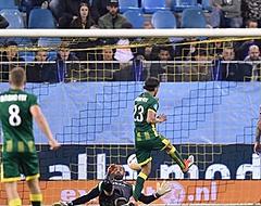 ADO richt zich op na 7-0 verliespartij en speelt gelijk tegen Vitesse