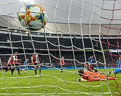 """Feyenoorder verliest krediet: """"Weer gauw een strik om"""""""