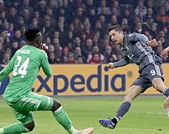 VIDEO: Groepswinst plots mijlenver weg voor Ajax, Lewandowski schiet hard raak