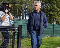 'Hiddink in verband gebracht met nieuwe interimperiode bij Chelsea'