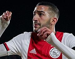 """Ziyech zorgde voor tranen in Heerenveen: """"Hij was zo jong"""""""