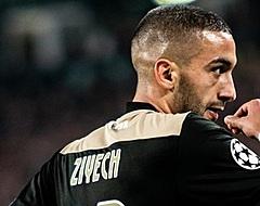 """Ziyech stelt fans gerust: """"Ik verruil Ajax niet zomaar voor een andere club"""""""