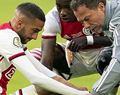 Ajax bevestigt: Hakim Ziyech heeft scheurtje in kuitspier