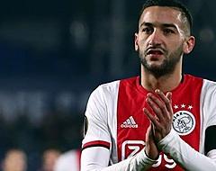 Ook Ziyech akkoord met Chelsea: contract voor vijf jaar