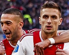 🎥 Dusan Tadic heet Ajax-aanwinst Promes van harte welkom