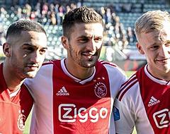 'Ajax heeft iemand nodig die Ziyech en Tadic durft te corrigeren'