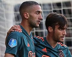 """Geruststelling voor Ajax: """"Nee, deze zomer vertrekt hij niet"""""""