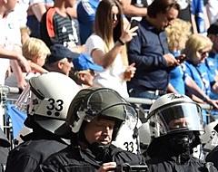 Genk-supporters in Napels aangevallen met bijlen en hamers