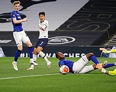 Tottenham klopt Everton ondanks onderlinge ruzie