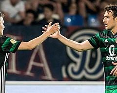 """Feyenoorder geniet: """"Ik voel me lekker in de groep"""""""