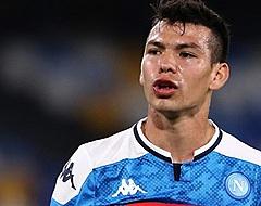 'Enorme klap voor Hirving Lozano bij SSC Napoli'