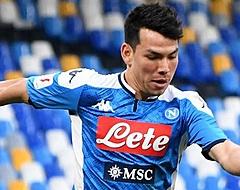 Koud in het veld bewijst invaller Lozano zijn waarde voor Napoli (🎥)