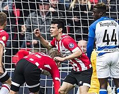 """""""PSV is op grote afstand geparkeerd en Feyenoord helemaal"""""""