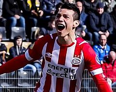 """PSV-icoon blijft kritisch: """"Hirving Lozano helemáál niet"""""""