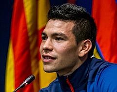 'PSV onthult torenhoge vraagprijs voor Hirving Lozano'