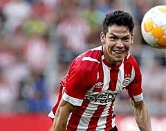 """Van Hanegem onder de indruk van PSV: """"En ze hebben die kleine Lozano"""""""