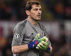 Casillas in gesprek met Real Madrid over terugkeer