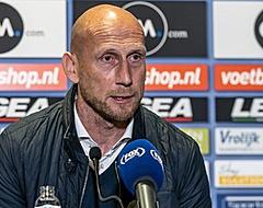 Stam begonnen bij Feyenoord: met kleine groep achter gesloten deuren