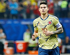 'James Rodríguez populair in Premier League'