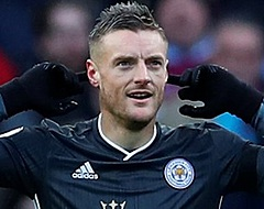 Vardy schiet stuntploeg Leicester City stevig naar plek twee