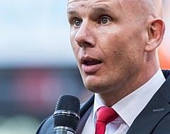 Van Halst reageert op geruchten over ontslag Verbeek bij FC Twente