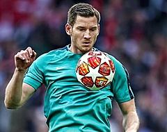 'Overmars krijgt transfernieuws over Jan Vertonghen'