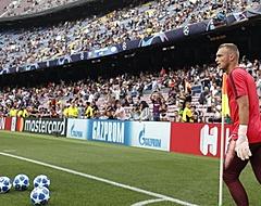 'Barcelona vreest explosiegevaar bij Jasper Cillessen'